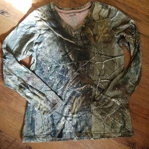 Realtree Camo Longsleeve Shirt